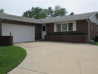 Godfrey Single Family Home For Sale: 4708 Dadrian Drive