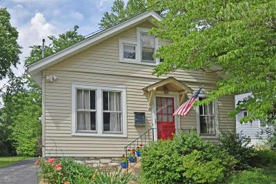 Single Family Home For Sale: 821 Providence Avenue