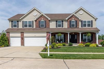 Wentzville Single Family Home For Sale: 4318 Broken Rock