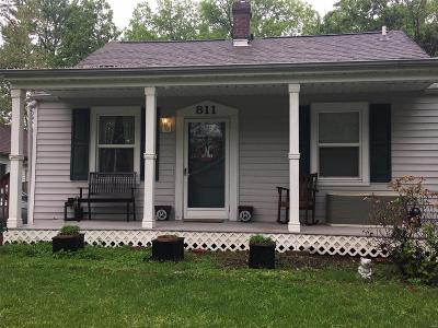 Single Family Home For Sale: 811 Cleveland Avenue