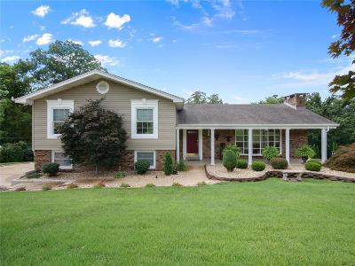 Single Family Home For Sale: 10772 Forest Circle Drive