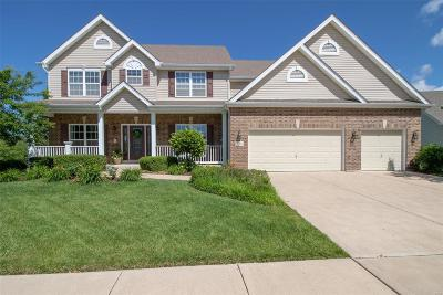 Dardenne Prairie Single Family Home For Sale: 338 Trailhead Way