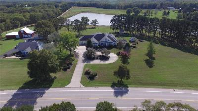 Franklin County Single Family Home For Sale: 6710 Highway 50