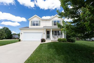 Swansea Single Family Home For Sale: 3640 Moorgate Court
