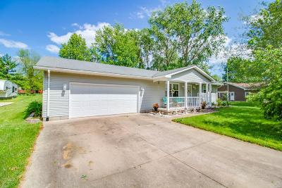 Jerseyville Single Family Home Active Under Contract: 613 North Hickory Street