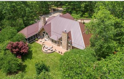St Francois County Single Family Home For Sale: 9627 Parkwood Road