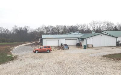Troy Commercial For Sale: 1686 Sugar Grove Rd.
