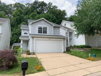 Manchester Single Family Home For Sale: 3416 Charleston Place Court