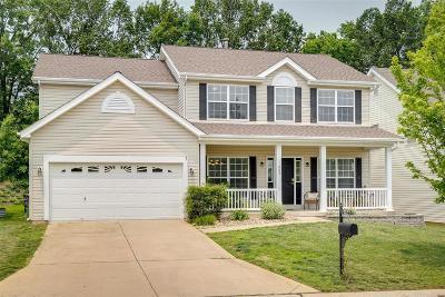 O'Fallon Single Family Home For Sale: 205 Roxbury Drive