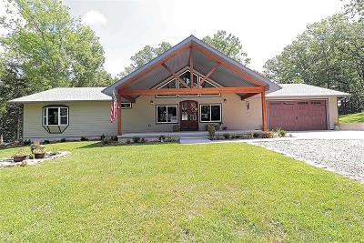 Bonne Terre Single Family Home For Sale: 4500 Colt Lane