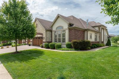 Ballwin Single Family Home For Sale: 283 Meadowbrook Country Club