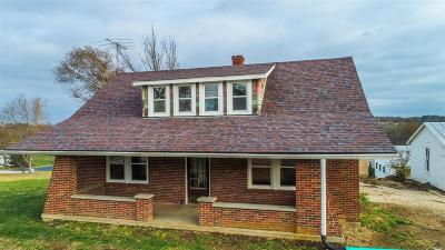 Berger, New Haven Single Family Home For Sale: 415 Market Street