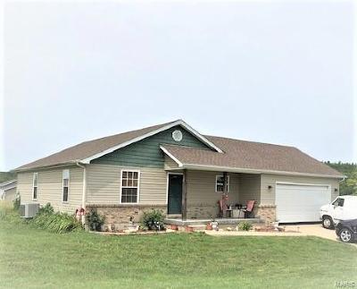 Catawissa, Robertsville Single Family Home For Sale: 211 Calvey Ridge