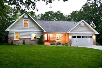 Wentzville Single Family Home Active Under Contract: 14 Silver Birch