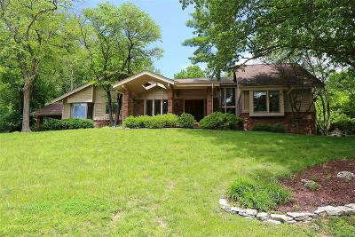 Creve Coeur Single Family Home For Sale: 12541 Mason Forest Drive