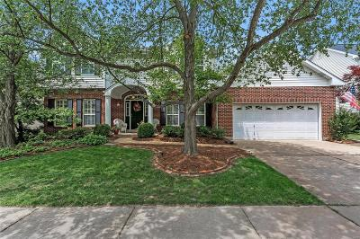 Manchester Single Family Home For Sale: 827 Mallard Woods