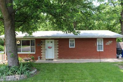East Alton Single Family Home For Sale: 1022 Rhondell Lane