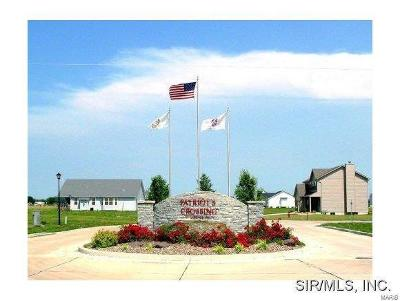 Bethalto Residential Lots & Land For Sale: 112 Independence Drive