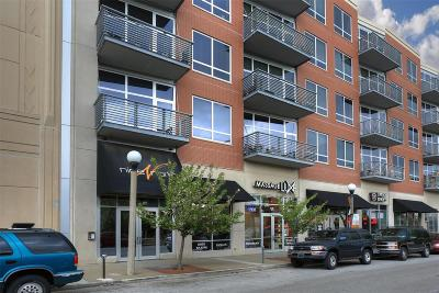 St Louis City County Condo/Townhouse For Sale: 9 North Euclid Avenue #302