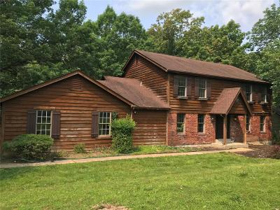 Wildwood Single Family Home For Sale: 16663 Clayton Road