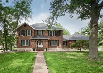 St Charles Single Family Home For Sale: 2917 Kandahar