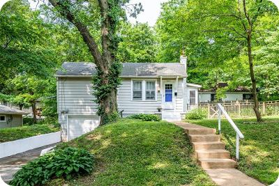 Single Family Home For Sale: 1413 Wells Avenue