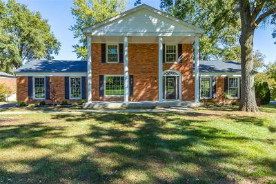 Chesterfield Single Family Home For Sale: 14 Brook Mill Lane