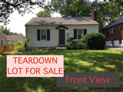Single Family Home For Sale: 615 Norton Avenue