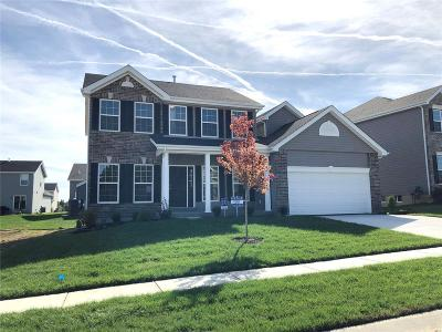 O'Fallon Single Family Home For Sale: 1368 Woodgrove Park Drive