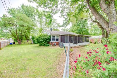 East Alton Single Family Home For Sale: 628 Valley Drive