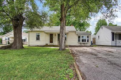 Bethalto Single Family Home For Sale: 807 North Prairie Street