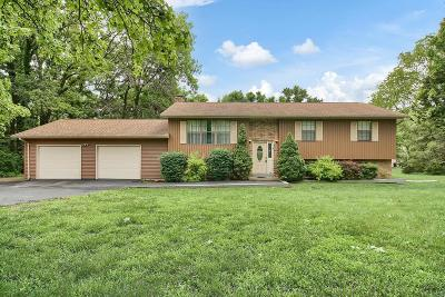 Franklin County Single Family Home Active Under Contract: 642 Highway At