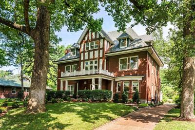 St Louis City County Single Family Home For Sale: 3013 Hawthorne Boulevard