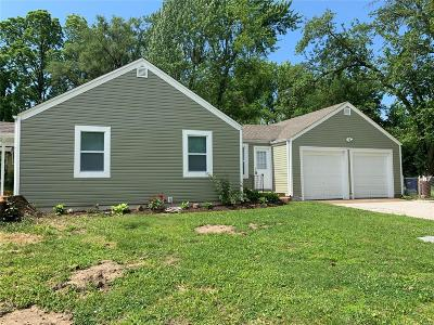 Bridgeton Single Family Home Active Under Contract: 3799 Fee Fee Road