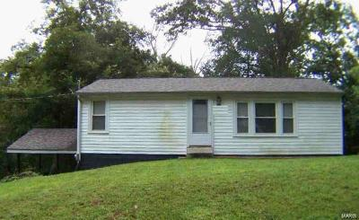 Pevely Single Family Home For Auction: 9262 Forest