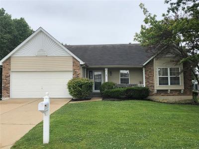 O'Fallon Single Family Home For Sale: 2132 Alexandria Row