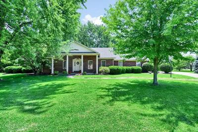 Single Family Home Active Under Contract: 5 Country Maples