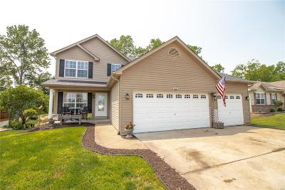 Troy Single Family Home For Sale: 560 Turkey Call Court