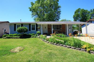 Single Family Home For Sale: 1080 Central Parkway