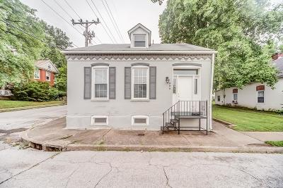 Belleville Single Family Home For Sale: 600 South High Street
