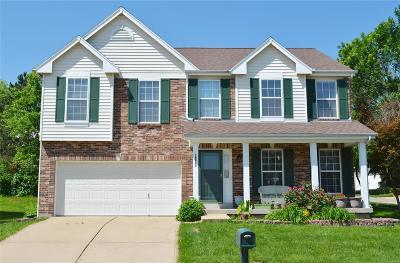 Wildwood Single Family Home For Sale: 16870 Hickory Trails Lane