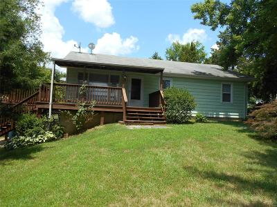 Arnold Single Family Home For Sale: 2513 Elm Drive