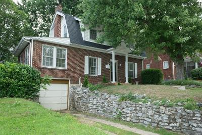 Single Family Home For Sale: 707 Darst Road