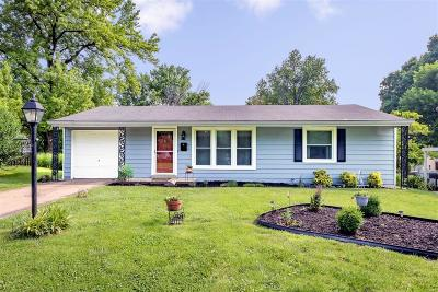 Affton Single Family Home For Sale: 7017 Deerpath Drive