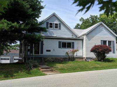 Alton Single Family Home For Sale: 3406 Fullerton Avenue