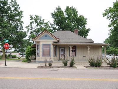 East Alton Commercial For Sale: 205 West Main Street