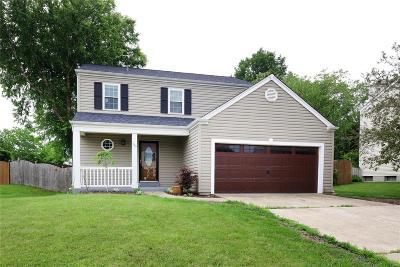 O'Fallon Single Family Home For Sale: 310 Pheasant Point Boulevard