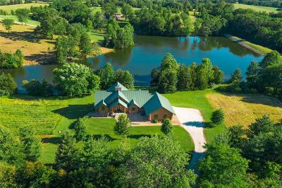 Marthasville Farm For Sale: 17010 Eagle Valley Drive