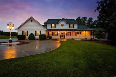 Troy Single Family Home For Sale: 171 Beach Ann