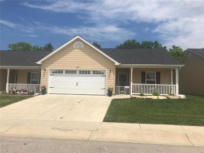 Franklin County Condo/Townhouse For Sale: 1037 Hawk Ridge Drive